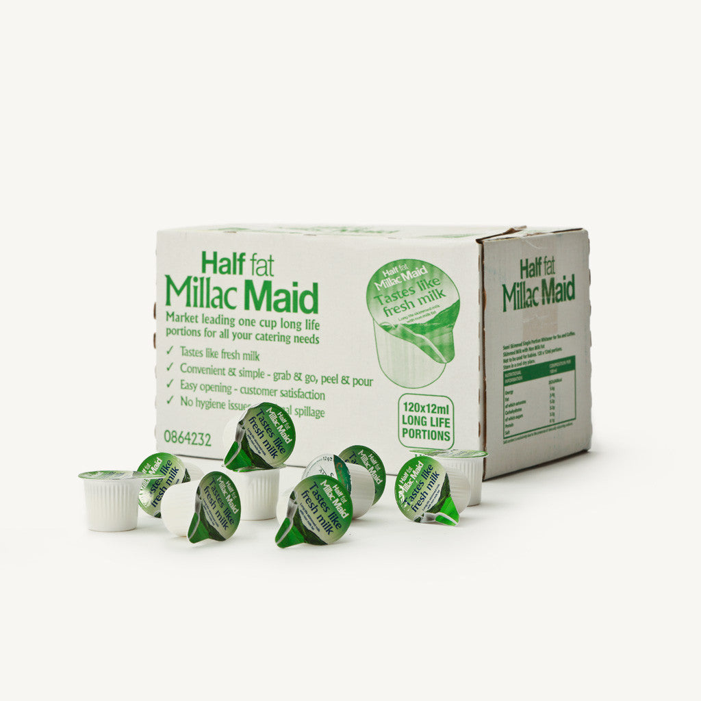 Millac Maid Milk Pots - 120