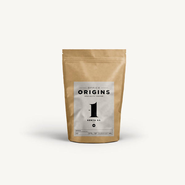 Origins Kenya AA Filter Coffee Sachets 20 x 100g