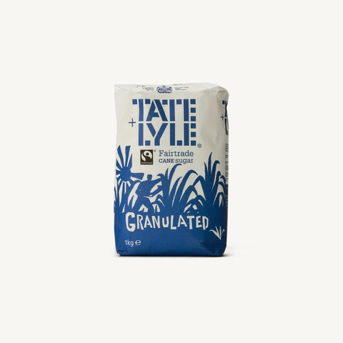 Tate & Lyle (Fairtrade) Sugar 1kg