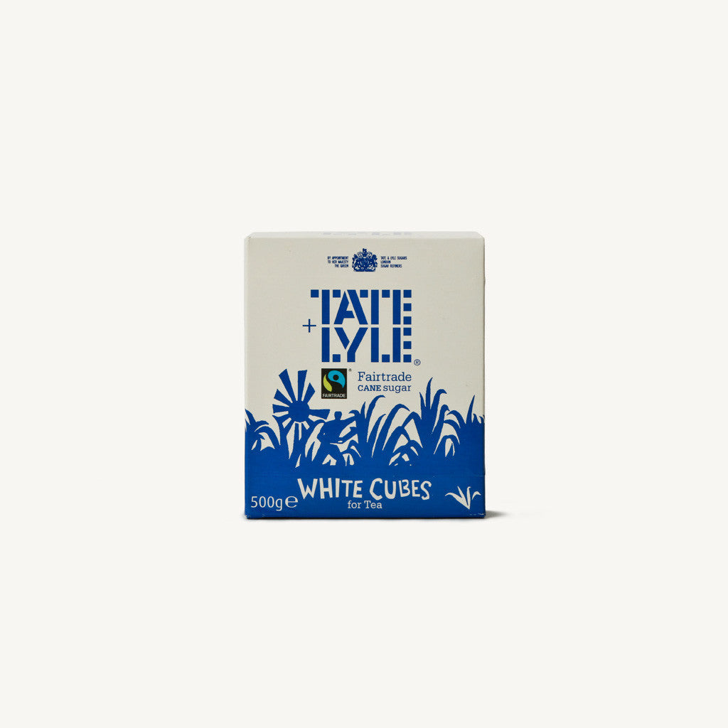Tate & Lyle (Fairtrade) White Sugar Cubes