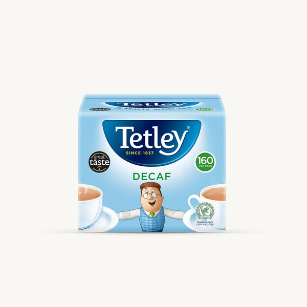 Tetley Decaf Tea 160's