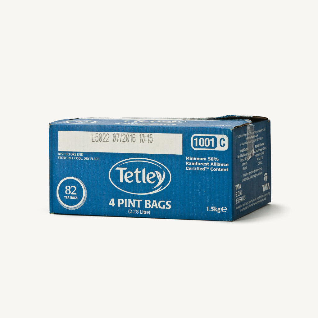 Tetley Tea 4 Pint Catering Tea Bags