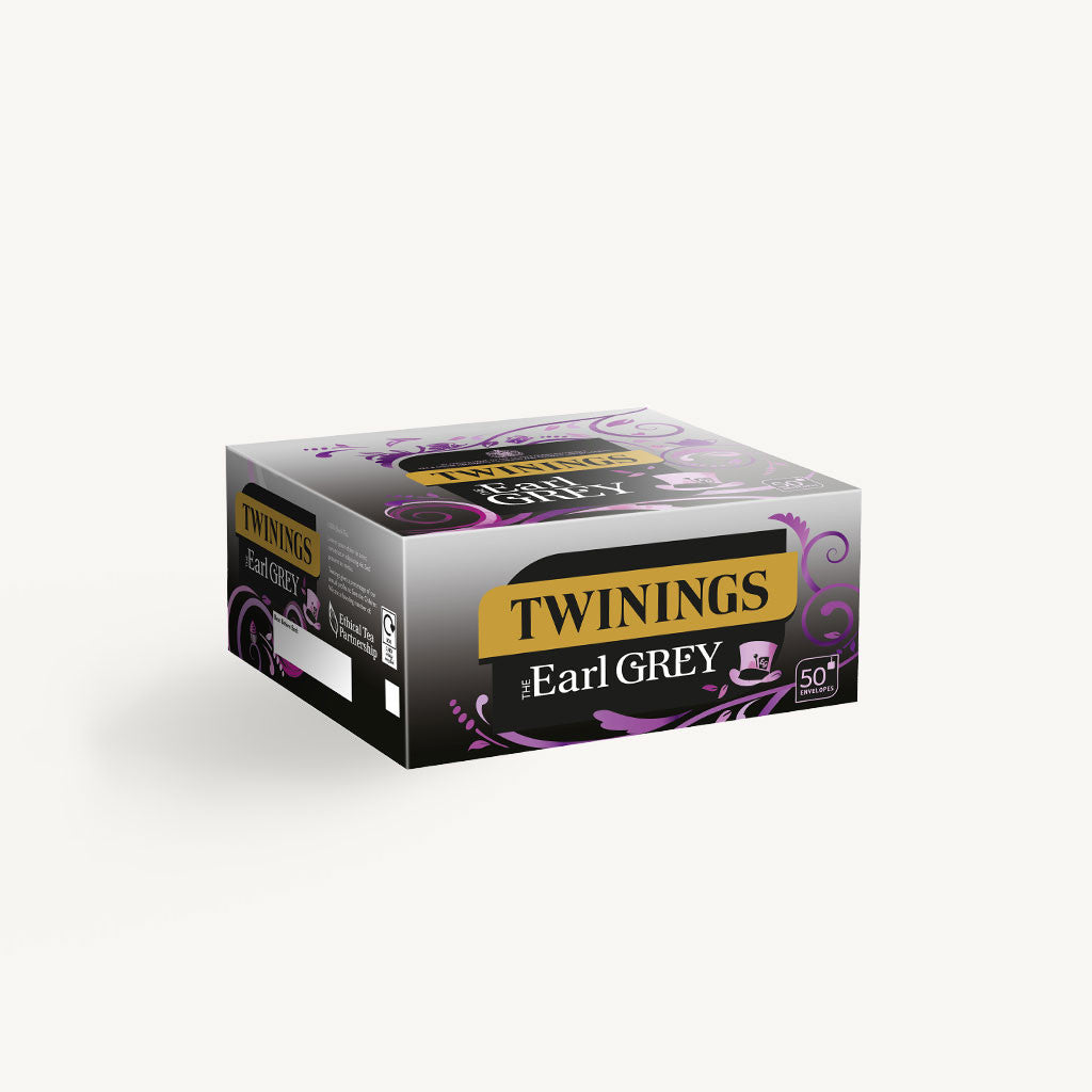 Twinings Earl Grey Envelopes 50's