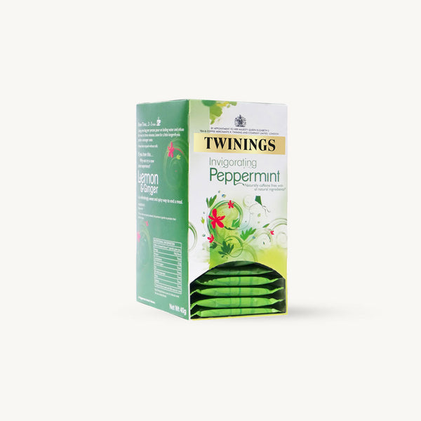 Twinings Peppermint Envelopes 20's