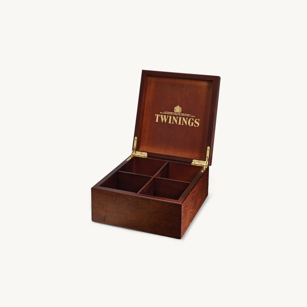 Twinings Tea Chest - 4 Compartments