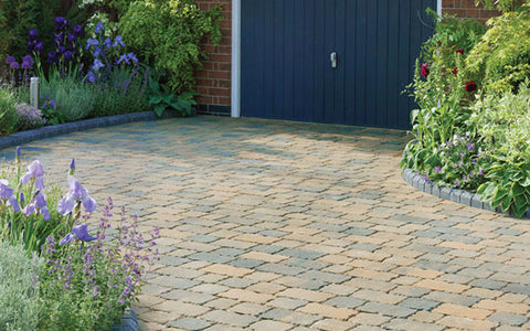 Applesby Antique Driveway Paviors