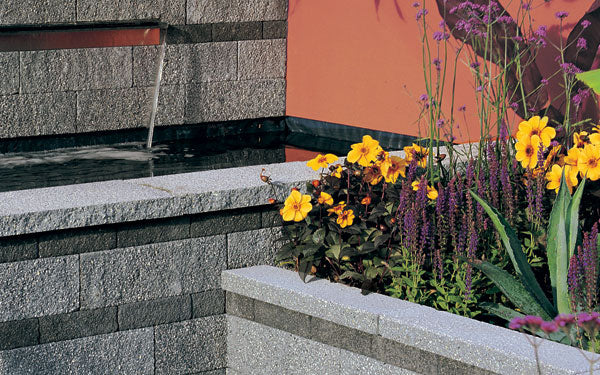 Rio Textured Garden Wall Copings