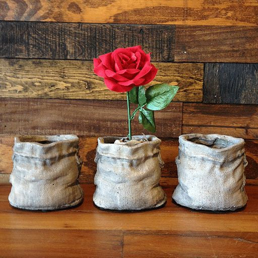 CEMENT SACK PLANTER