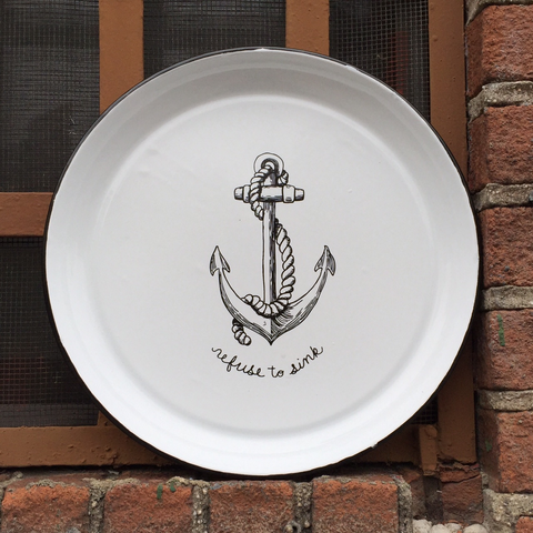ANCHOR TRAY