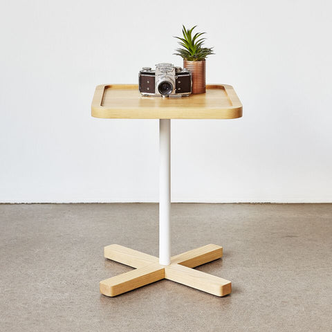 AXIS END TABLE  NATURAL ASH