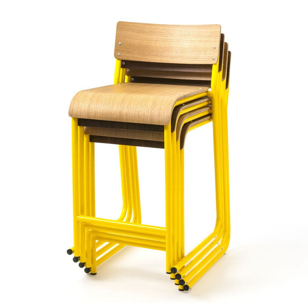 discontinued / CANARY CHURCH STOOL SET