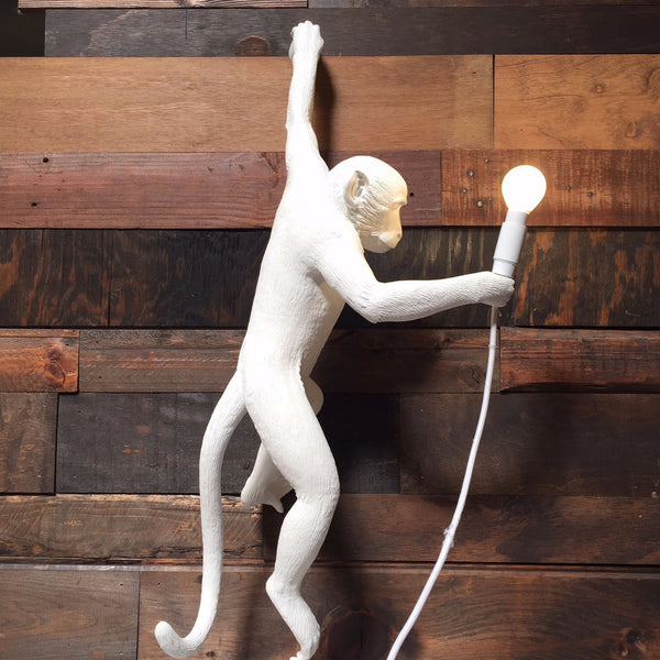 HANGING MONKEY LAMP