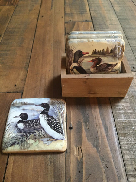 WATERFOWL COASTERS