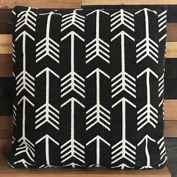 TRIBAL PILLOW - ARROW
