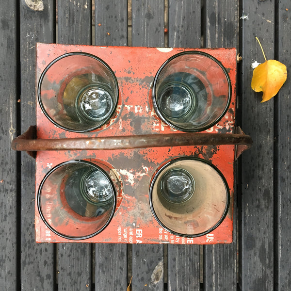 GLASS CARRIER SET