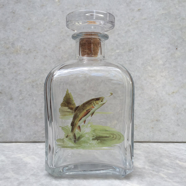 TROUT DECANTER SET