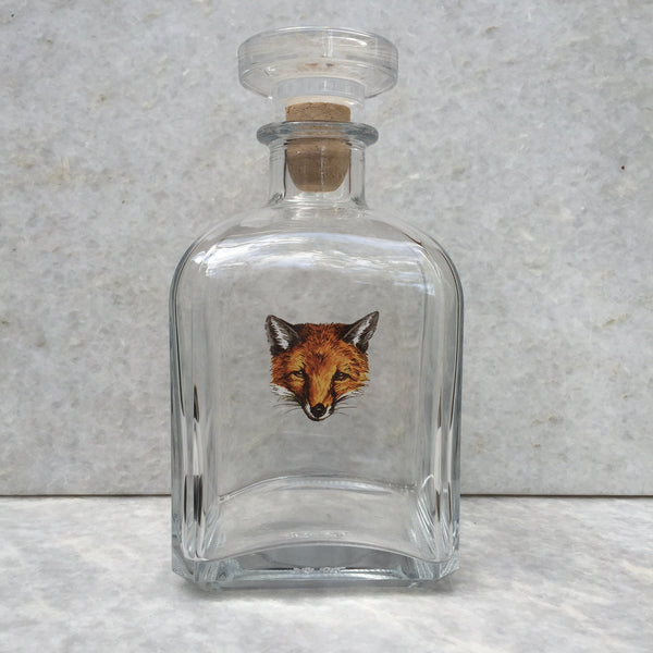 FOX DECANTER SET