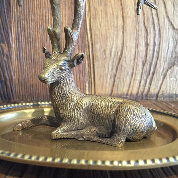 STAG JEWELRY DISH