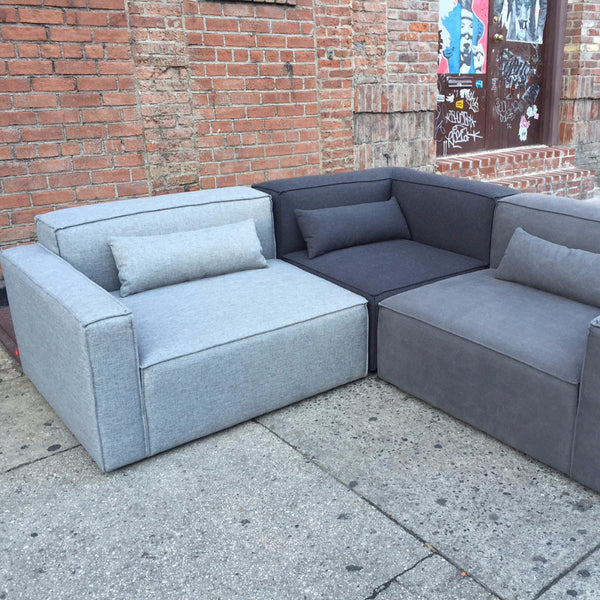 THE MIX 3 PIECE CORNER SECTIONAL