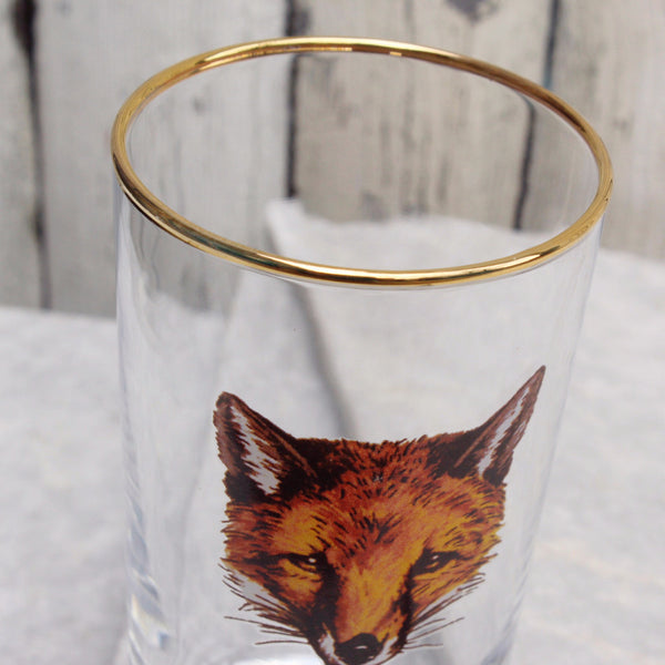EVERYDAY FOX GLASS