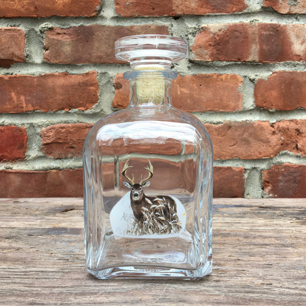 DEER DECANTER SET