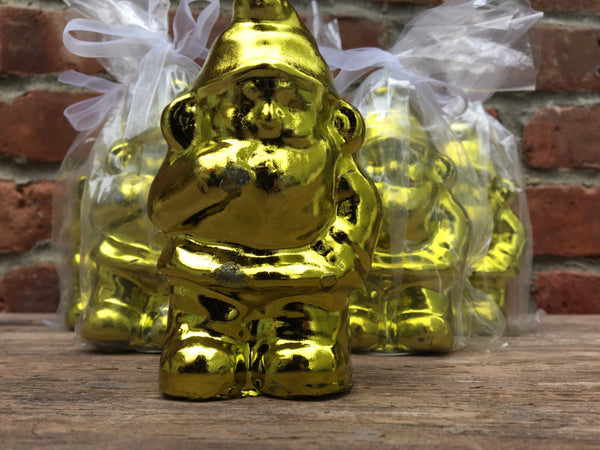 METALLIC GNOME CANDLE