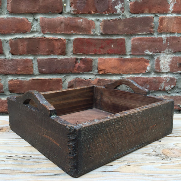 TWO HANDLED TRUG