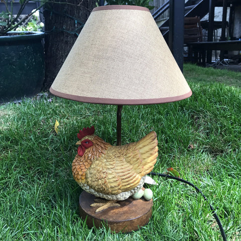 CHICKEN DESK LAMP