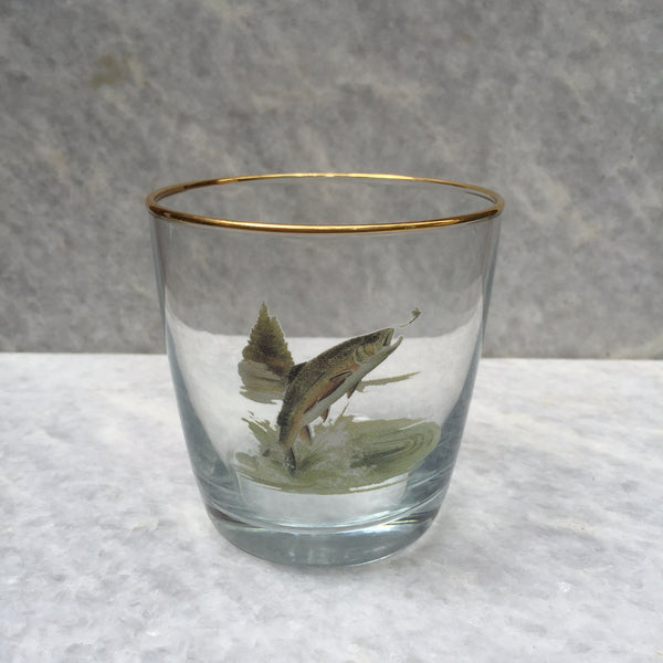 TROUT TAPERED GLASS SET