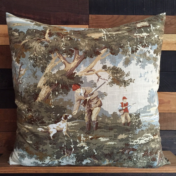 HUNTING PILLOW