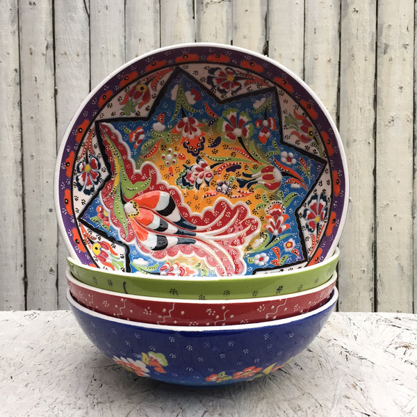 HANDPAINTED BOWL
