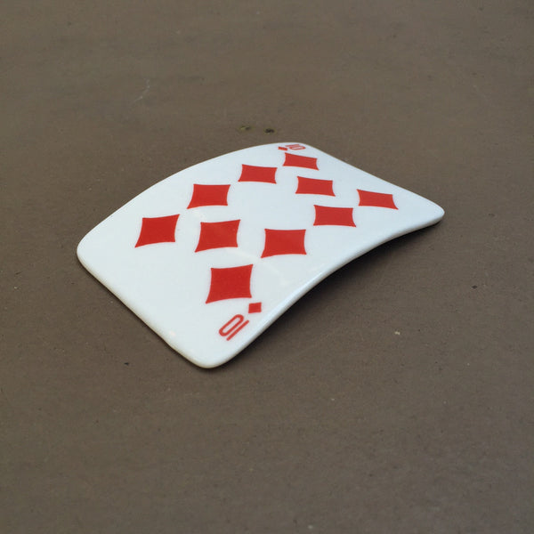 CERAMIC PLAYING CARDS