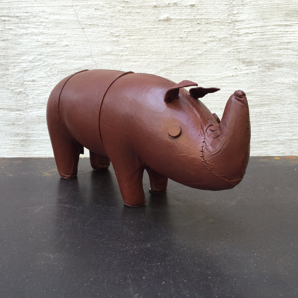LEATHER RHINO