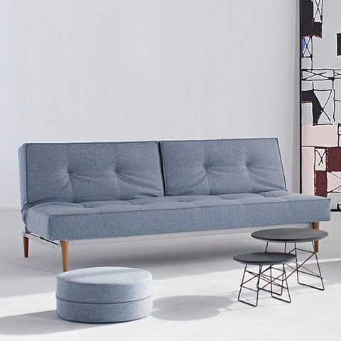 ARMLESS SPLITBACK SOFA