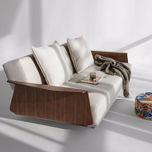 LONGHORN D.E. SOFA WITH ARMS