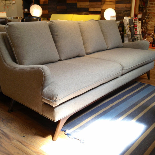 PROSPECT HEIGHTS SOFA  (4 back cushions)