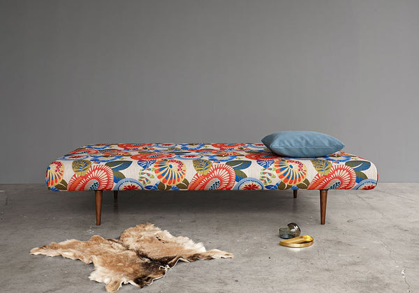 "UNFURL ""FLOWER POWER"" SOFA"