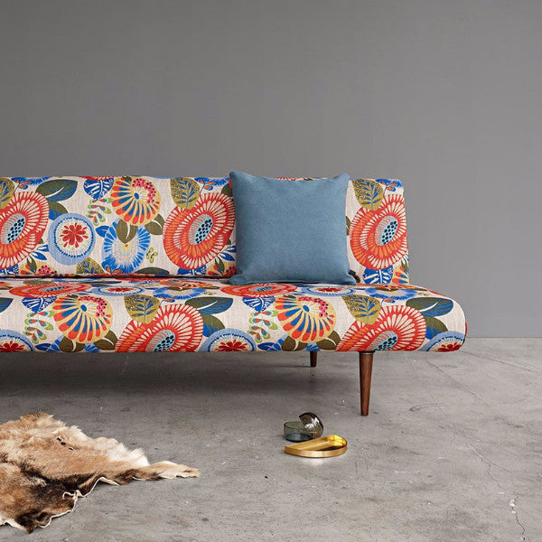 UNFURL FLOWER POWER SOFA