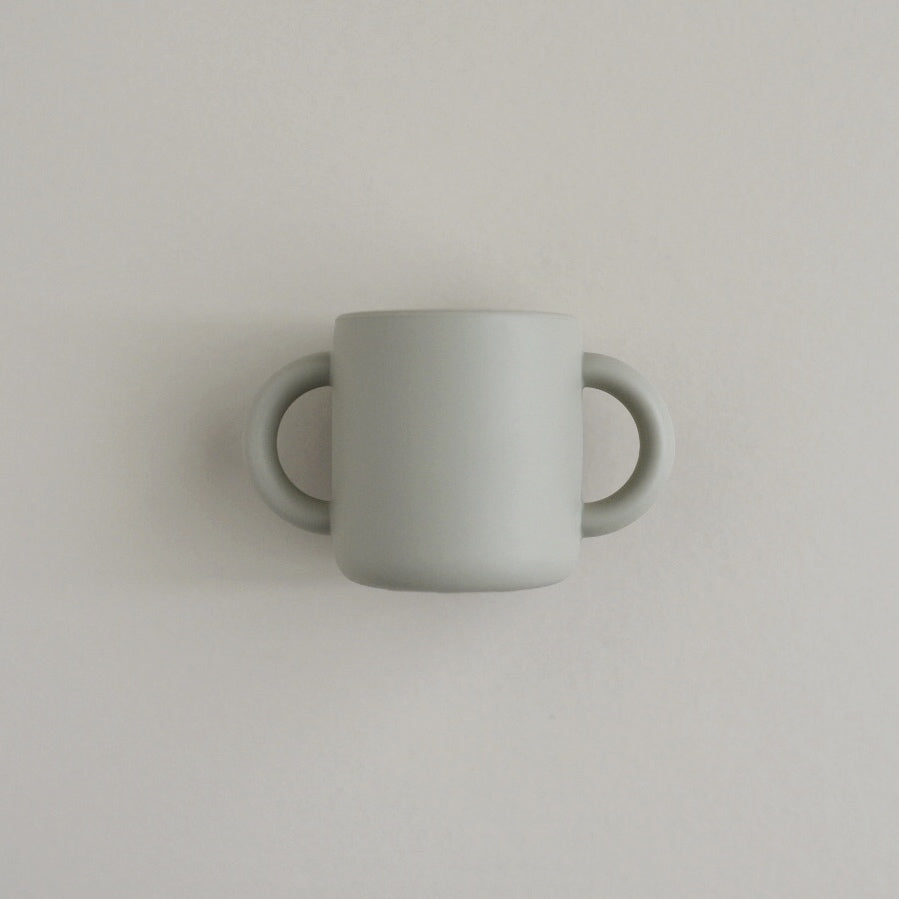 Silicone Cup with Handles - Willow