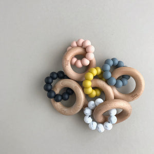 Beech Ring with Silicone