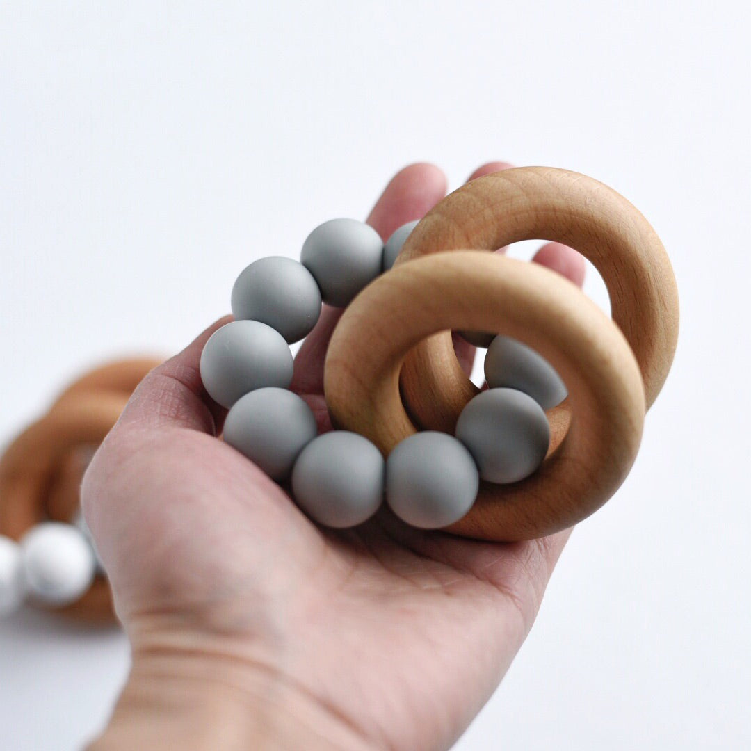 Rattle Teether - Classic