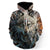 Wolf Dream Catcher 3D Shirt and Hoodie