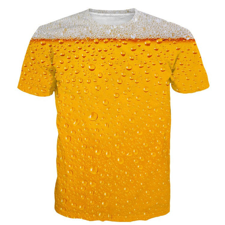 e6c4cf8ea Exclusive: Ice Cold Beer 3D T-Shirt - Galaxy Teez - Shirts, Jewelry ...