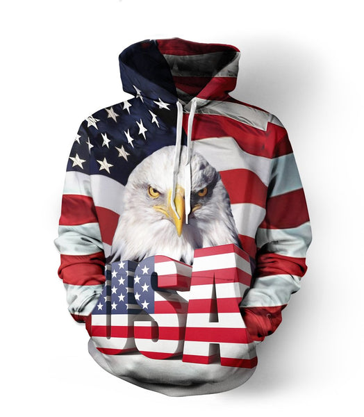 USA Hoodies