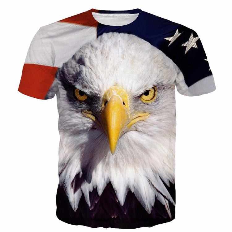 exclusive eagle usa flag 3d t shirt galaxy teez shirts jewelry and other awesome stuff. Black Bedroom Furniture Sets. Home Design Ideas