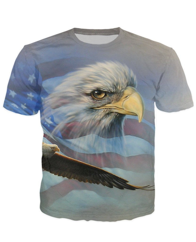 Flying eagle usa t shirt galaxy teez shirts jewelry and other usa collection flying eagle usa t shirt altavistaventures Image collections