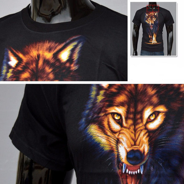 Bad Credit Credit Cards >> Badass Wolf T-Shirt - Limited Edition! - Galaxy Teez - Shirts, Jewelry and Other Awesome Stuff