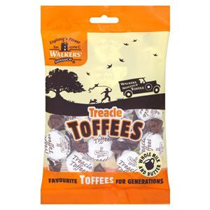 Walker's Treacle Toffees
