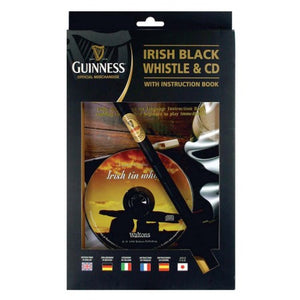 Guinness Whistle & Book