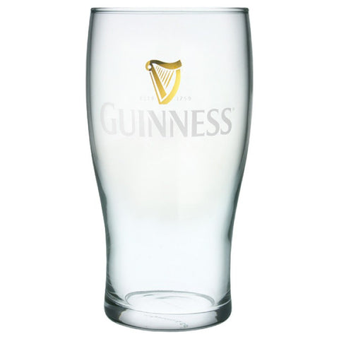 Guinness Harp Pint Glass